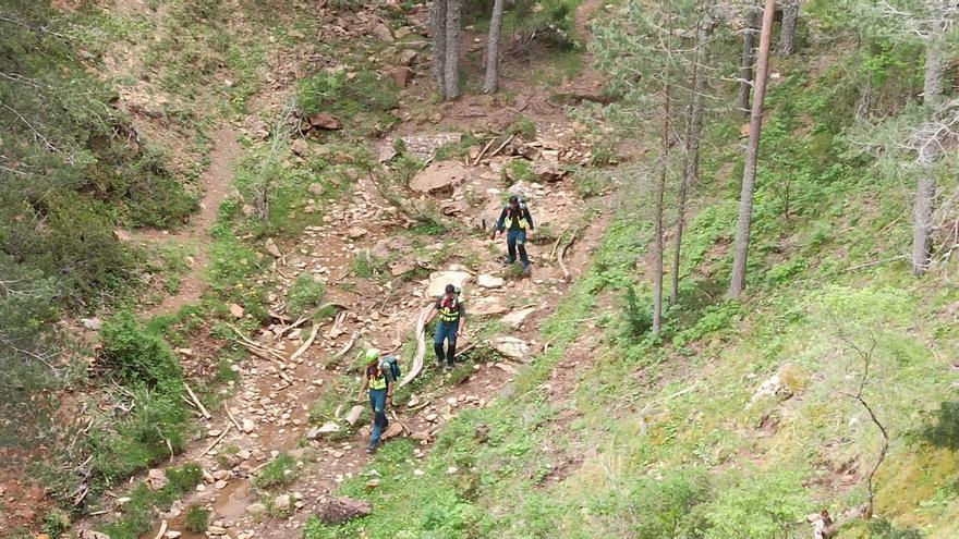 Hallado el cuerpo sin vida del recolector de setas desaparecido en Valdelinares