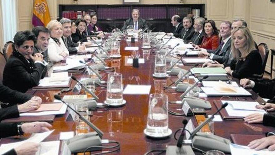El Congreso rechaza la petición del CGPJ y le pide respeto al Legislativo