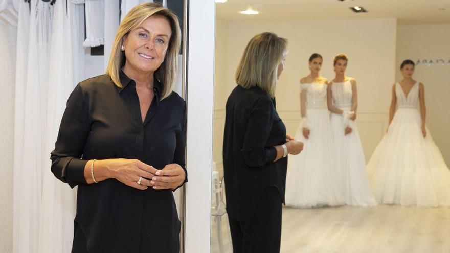 """Rosa Clará: """"En primavera habrá bodas seminormales"""""""