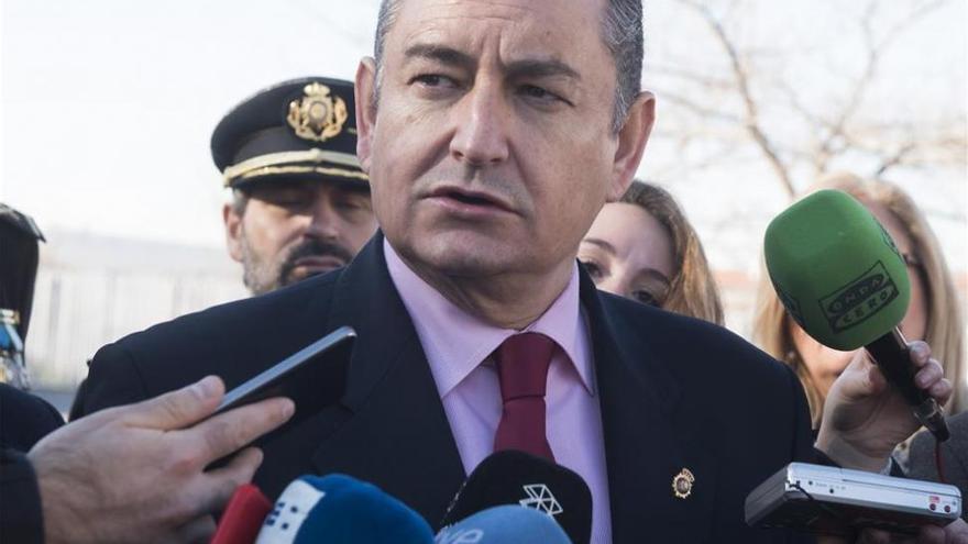 """Sanz subraya en el 28F el """"compromiso pleno"""" del Gobierno central con Andalucía"""