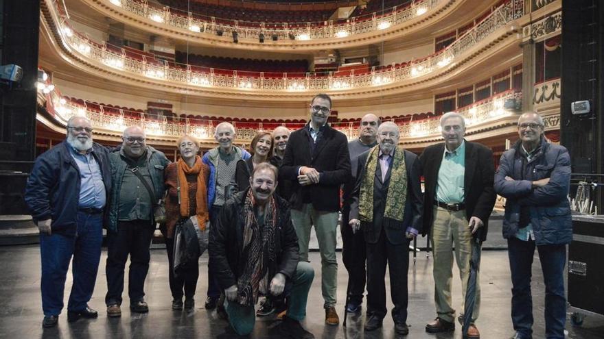 Oviedo recuerda a Juanjo Otegui