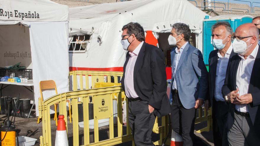"""Escrivá: """"La situación de Canarias requiere una respuesta integral"""""""