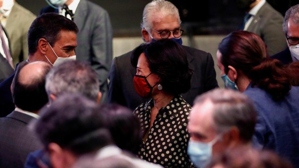 El Ibex arropa a Sánchez en el incio del curso político