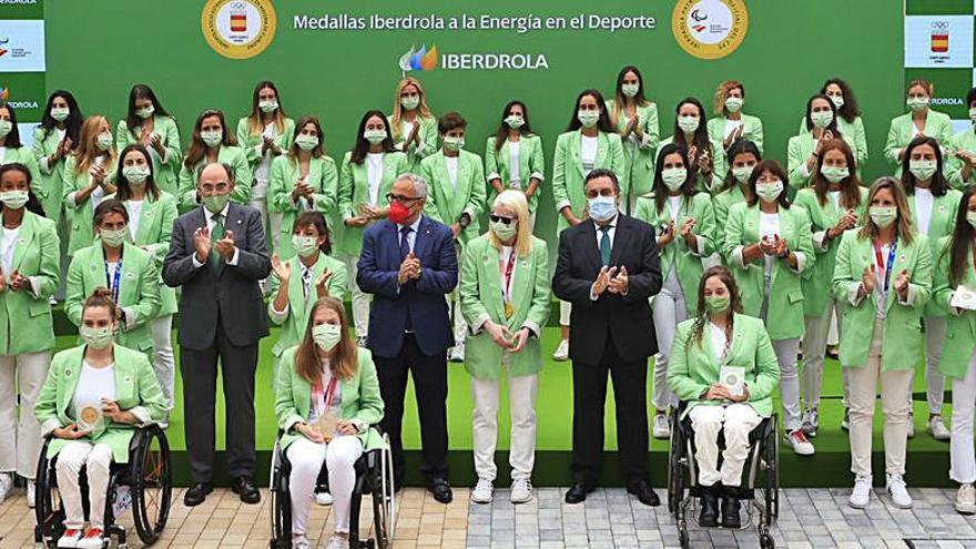 Iberdrola apoyará a las olímpicas y paralímpicas españolas en París 2024