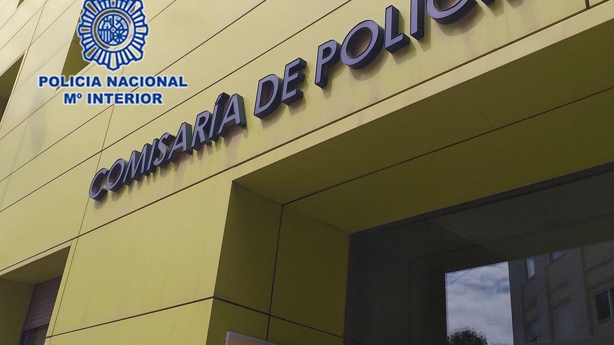 Comisaría de la Policía Nacional de Cartagena