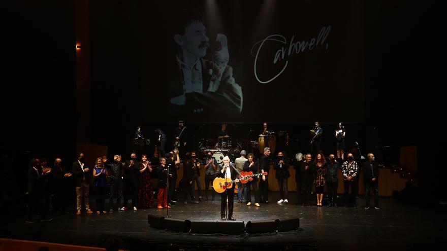 La música se rinde ante el genio de Joaquín Carbonell en un emotivo homenaje