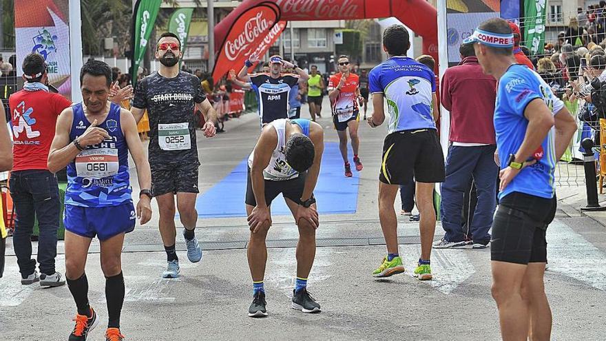 El Medio Maratón de Elche, el 18-O