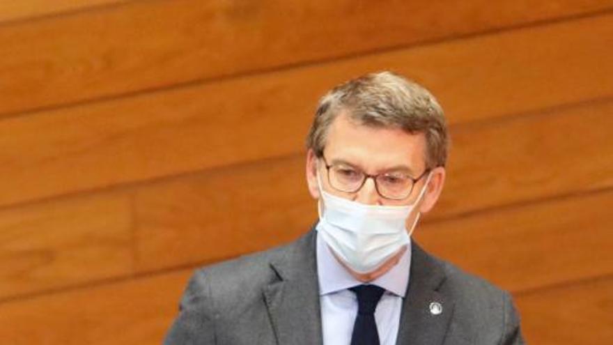Feijóo se disculpa por los casos de corrupción del PP y los desliga de su gestión