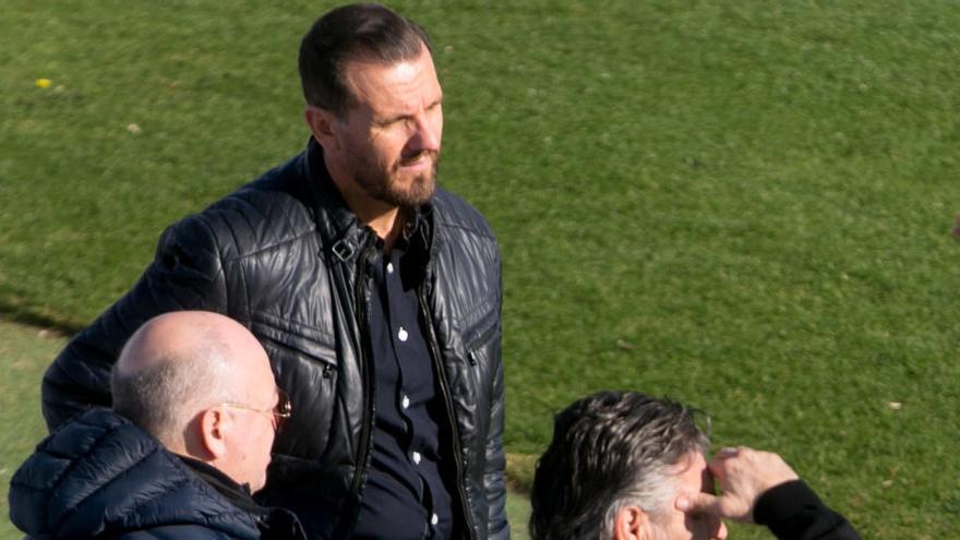 Paco Martínez dimite como miembro de la dirección deportiva del Hércules
