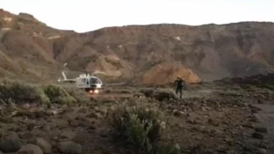 Hallan a dos escaladores sin vida en El Teide