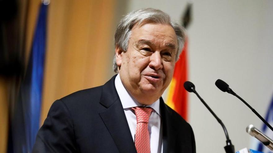 La ONU reclama reformas al Líbano y pide que escuche la voz de los manifestantes