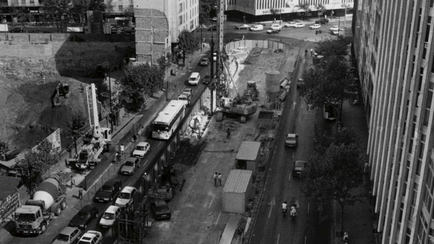 25 años de una gran obra civil en Palma