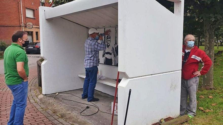"""Laviana ya se prepara para optar al """"Pueblo ejemplar"""" en 2021"""