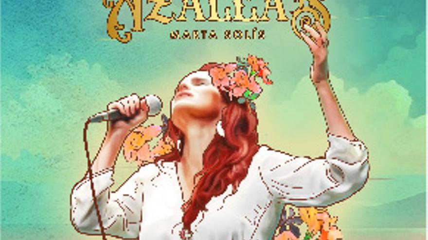 Azaleas. Marta Solís