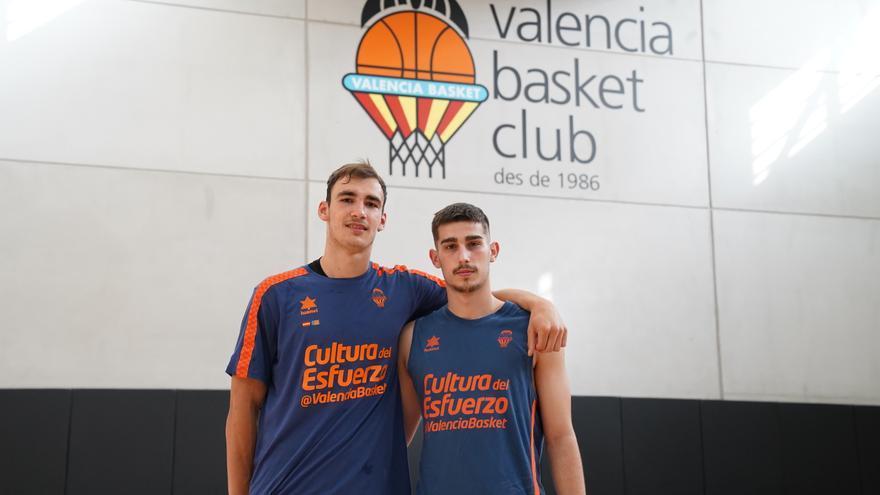 Dos refuerzos extra desde L'Alqueria del Basket