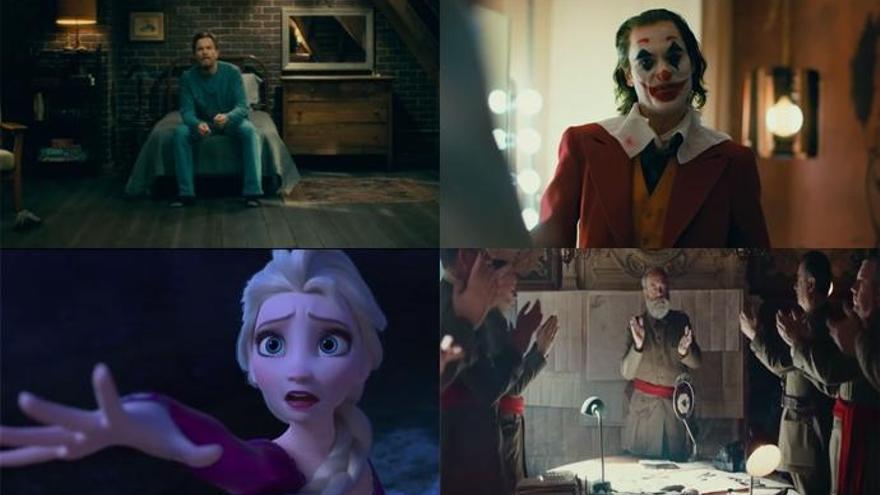 Estos son los estrenos de cine más esperados de este otoño