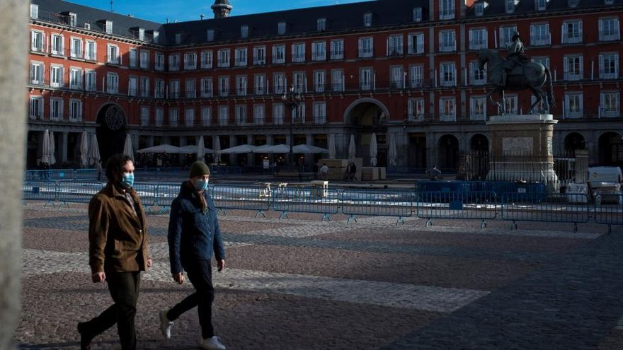 Madrid alargará el toque de queda a la 1.30 en Navidad