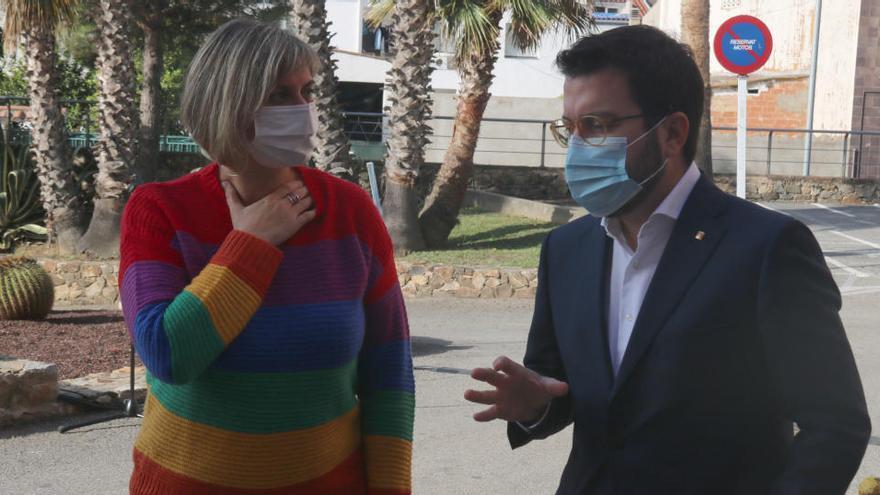 Salut distribuirà testos d'autodetecció de covid a residències de gent gran i instituts de tot Catalunya