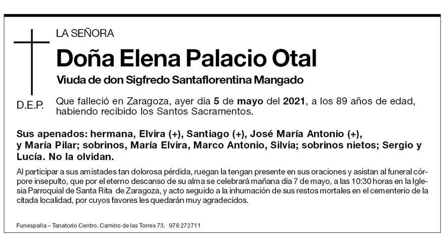 Elena Palacio Otal