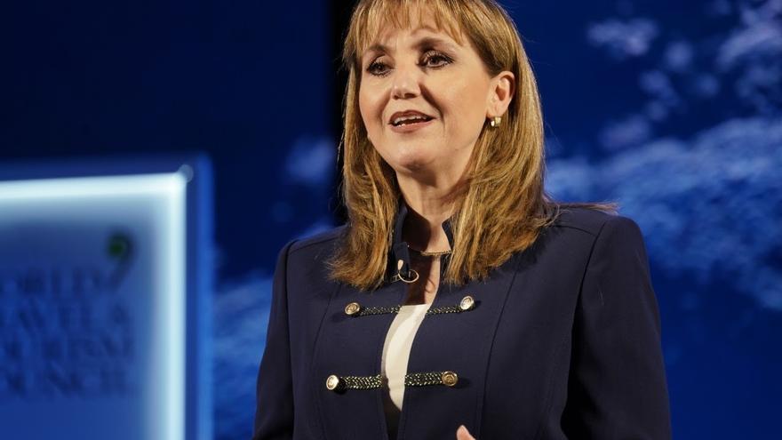 Julia Simpson nueva presidenta y consejera delegada de WTTC