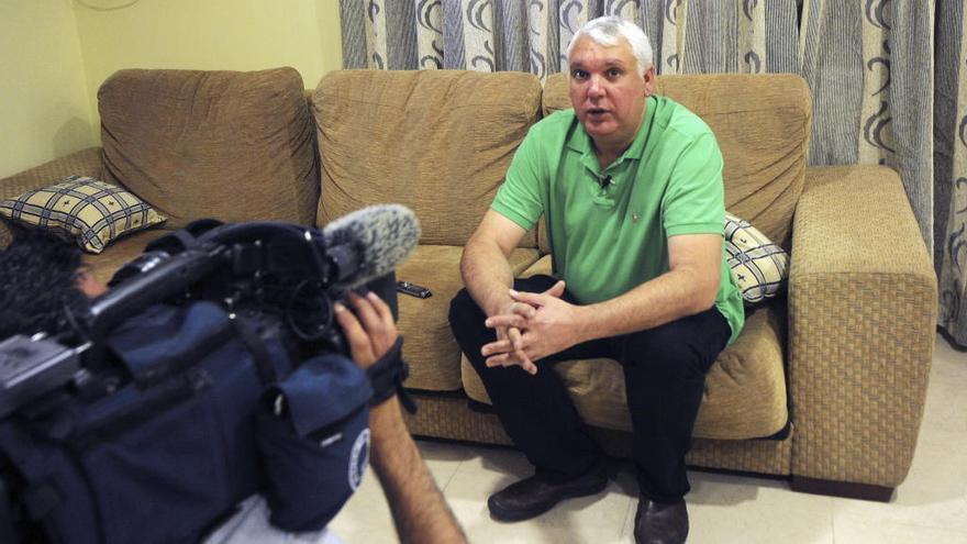 Evedasto Lifante, detenido tras dos años en busca y captura