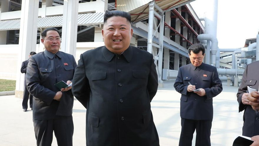 Corea del Norte desarrolla dos submarinos para lanzar misiles balísticos, según Seúl