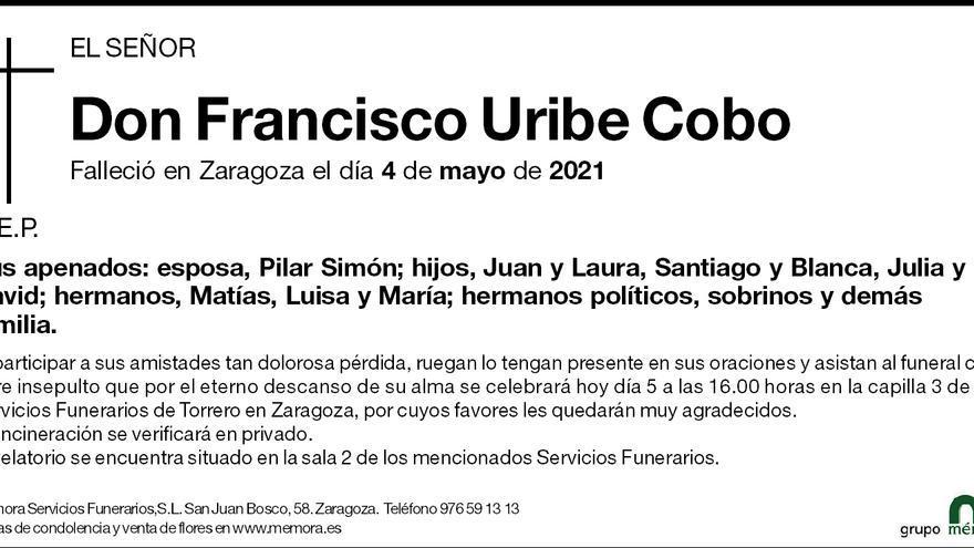 Francisco Uribe Cobo