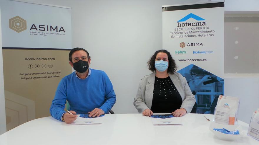 La Fundación ASIMA y la Asociación PROBENS acuerdan facilitar la formación e incorporación laboral de personas vulnerables de la comarca del Raiguer