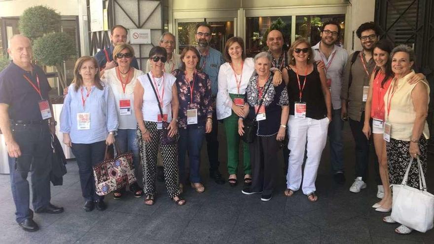 Sánchez excluye a los partidarios gallegos de Susana Díaz y se rodea de afines del PSdeG