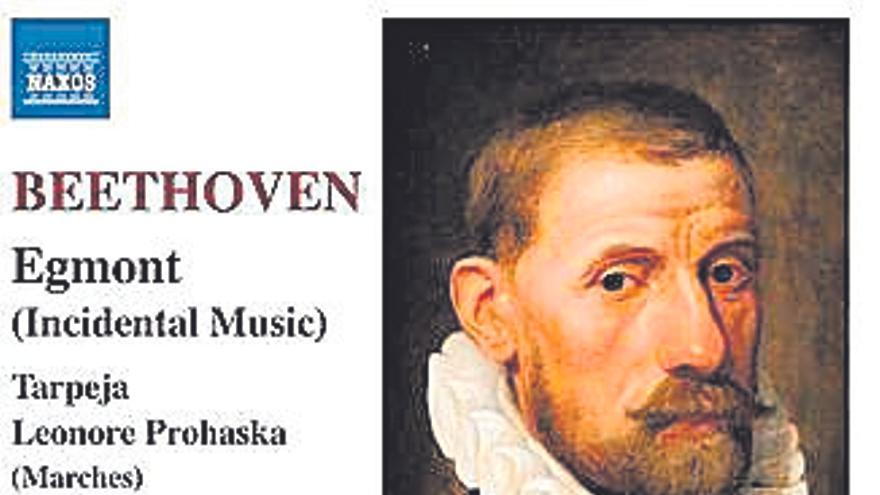 Egmont, compuesto por Beethoven