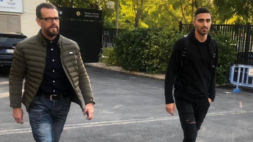 El griego Vergos ocupa la ficha de Alejandro Alfaro