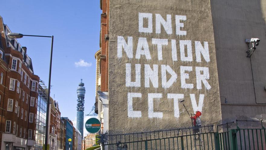 Llega a Madrid una nueva exposición sobre Banksy