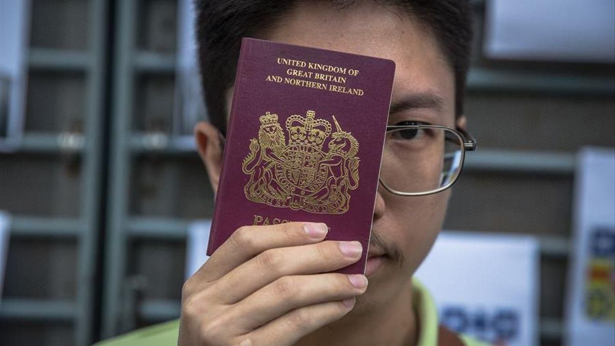 Reino Unido abre un plan de visados para ciudadanos de Hong Kong