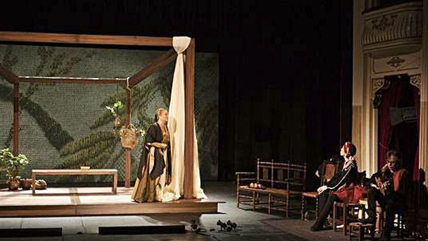 """Cita con Tirso y su """"Mestiza"""" en el Teatro Principal"""