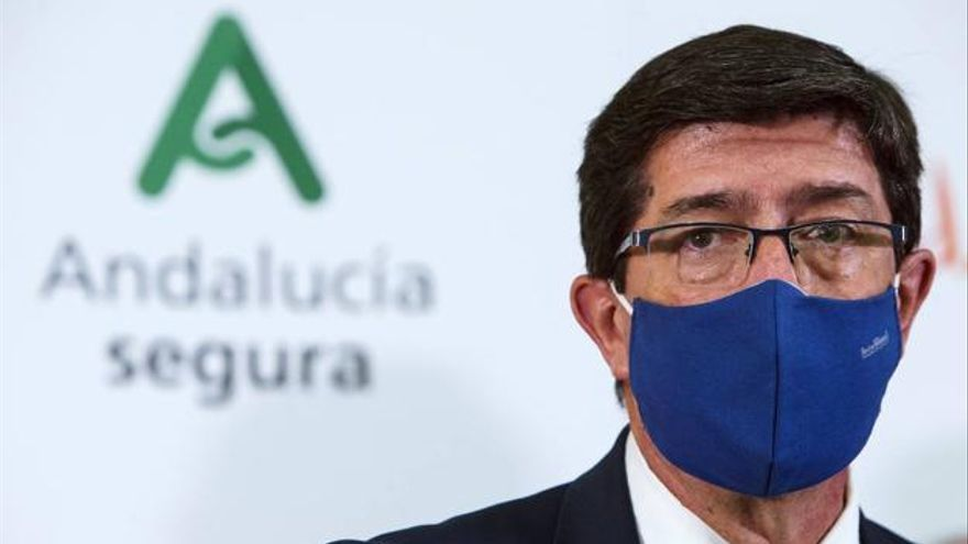 Marín augura un gobierno con Cs y sin el PSOE