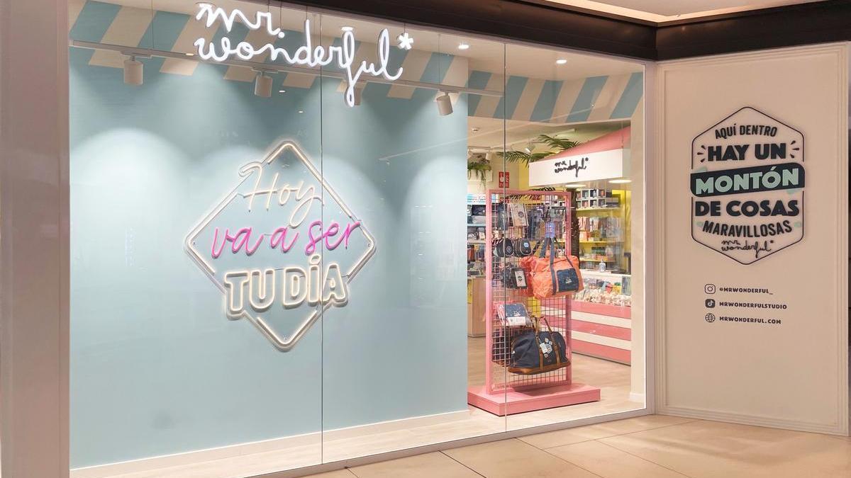 Mr. Wonderful abre en el centro comercial Porto Pi