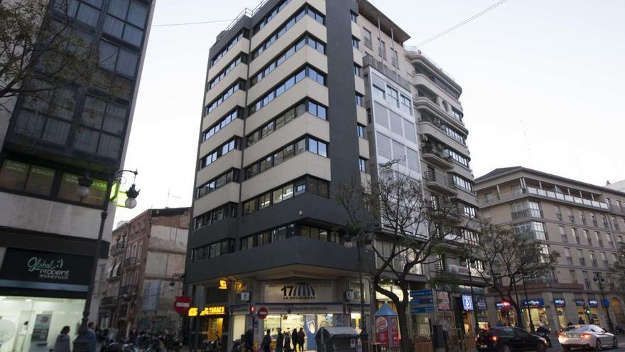 Los Quesada se suman al ´boom´ de compra de edificios de oficinas en Valencia