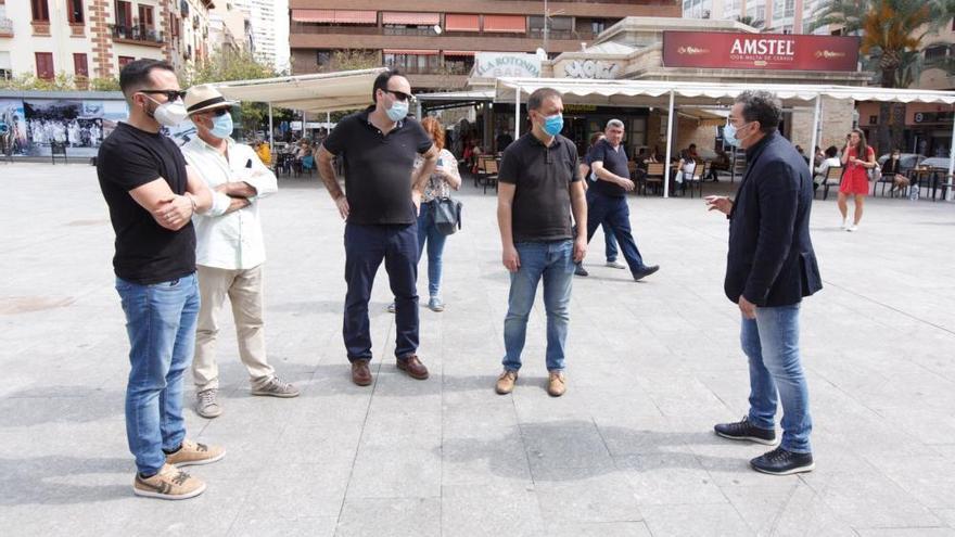 Homenaje online a las víctimas del bombardeo del Mercado Central de 1938