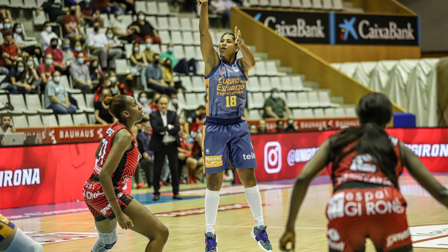 El Valencia Basket exhibe músculo en Fontajau