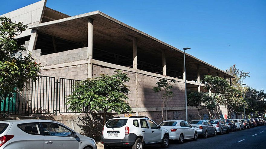 El TSJC desbloquea  el proyecto de ampliación del pabellón Paco Álvarez