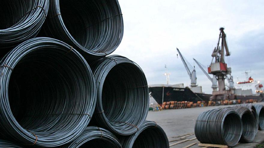Giro en la guerra comercial del acero: la UE y EE UU negocian aliarse frente a China