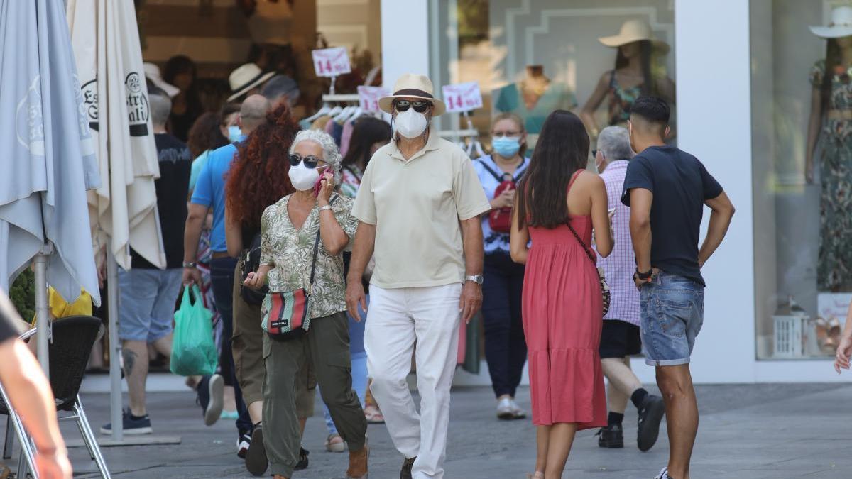 Córdoba suma 47 positivos por coronavirus, mientras los casos se disparan en Almería y Málaga