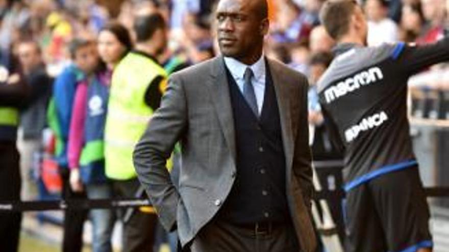 El Deportivo anuncia la marcha de Seedorf