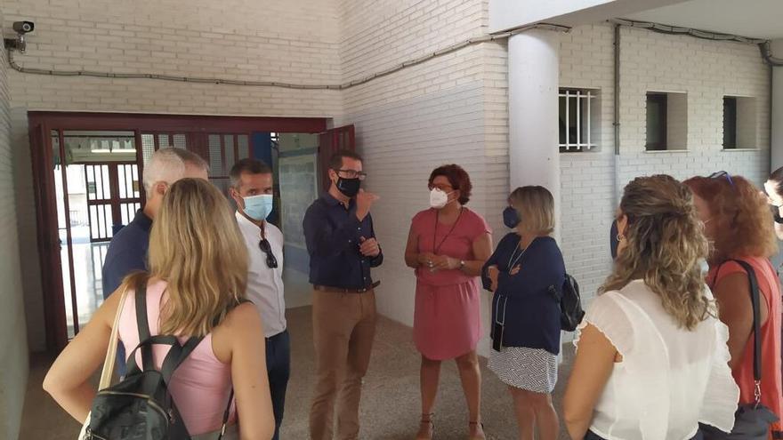 Santa Pola urge ampliar el instituto de Gran Alacant para aliviar «Cap de l'Aljub»
