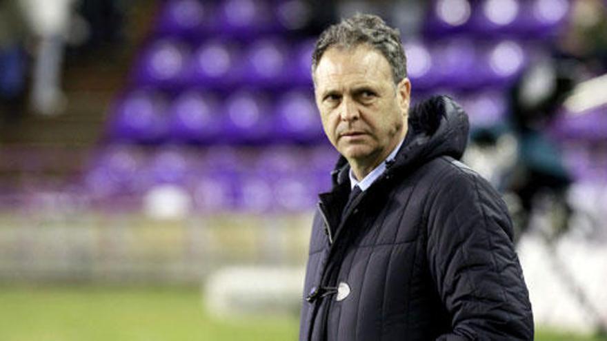 Joaquín Caparrós, nuevo técnico del Osasuna