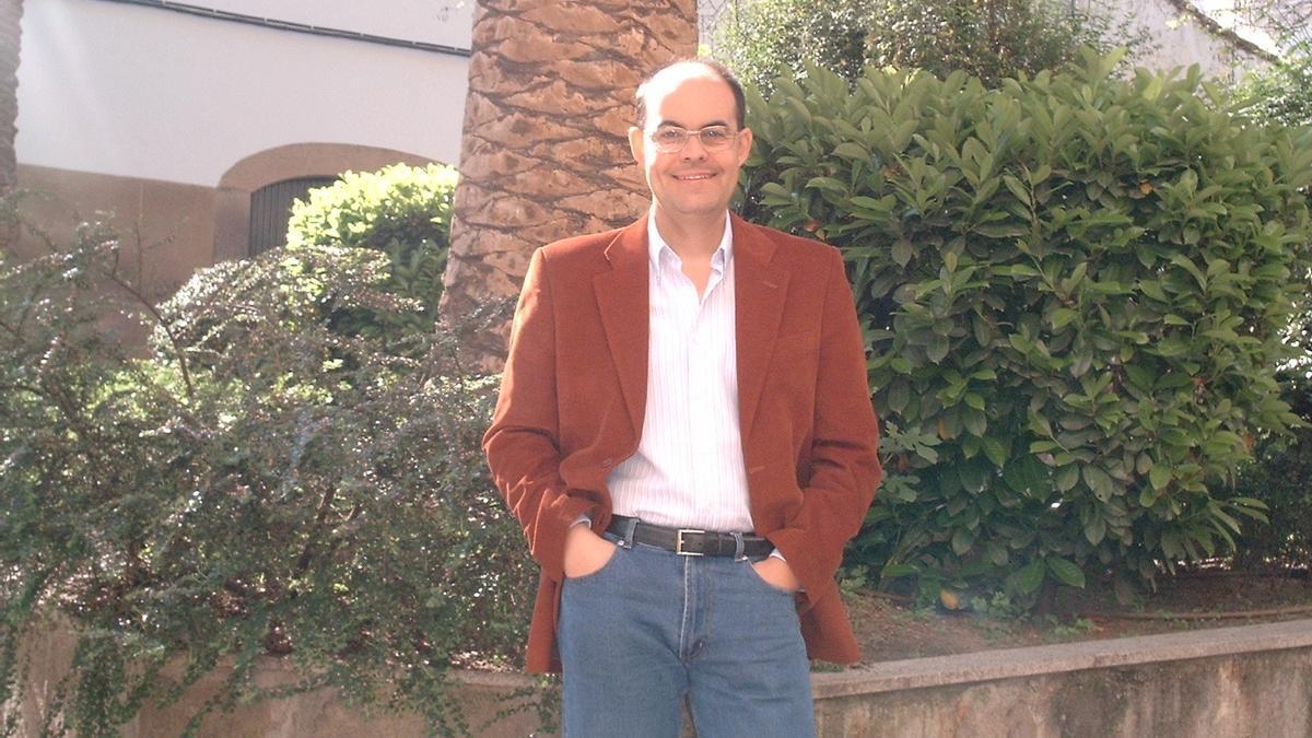 José Antonio Ramos, autor y cronista oficial de Trujillo.
