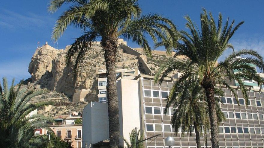 Biblioteca Pública Azorín de Alicante