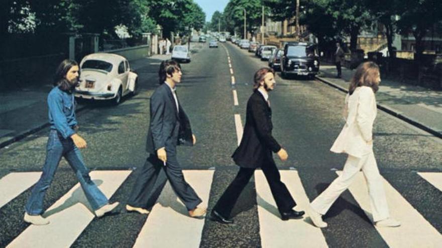 Abbey Road: El día que los Beatles crearon un mito de un paso de cebra