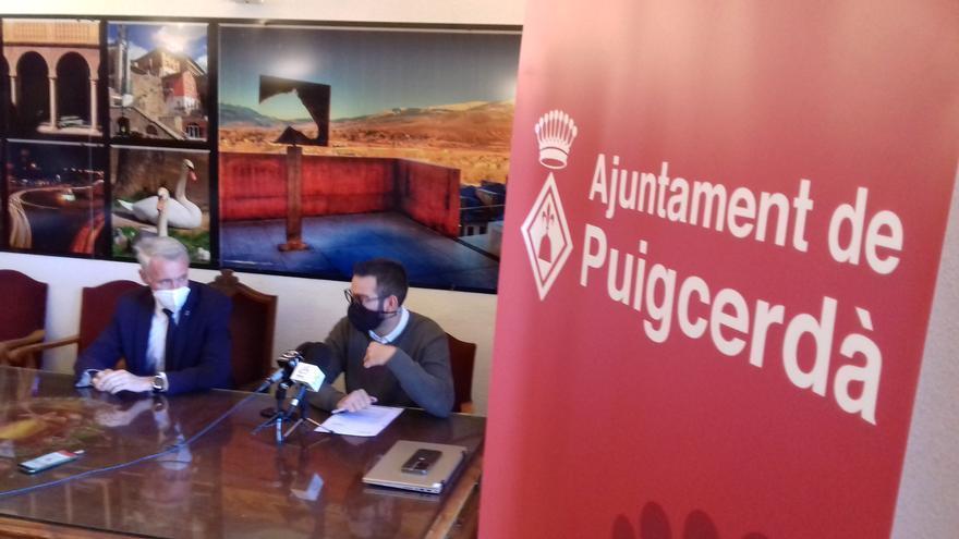 Puigcerdà renova l'escut reforçant el vermell terrós com a símbol local