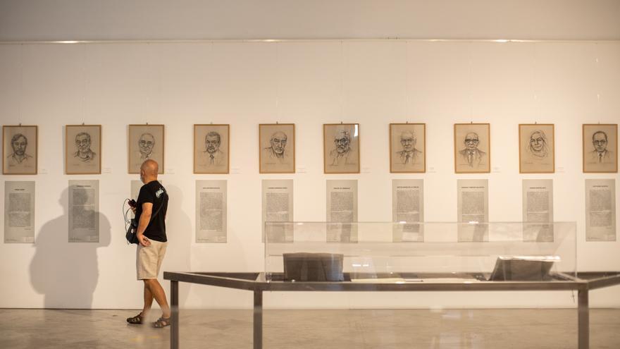 """""""Galería de escritores modernos y contemporáneos de Castilla y León"""""""